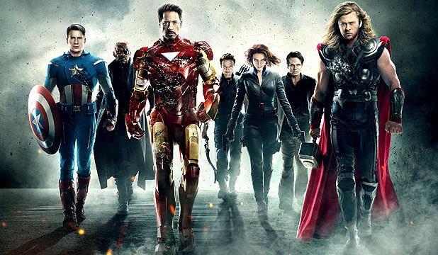 list superheroes avengers ultron - 478981