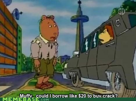 arthur crack lessons Memes the brain - 4791008512