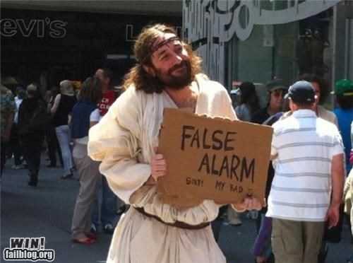 clever,costume,post rapture,sign,the rapture