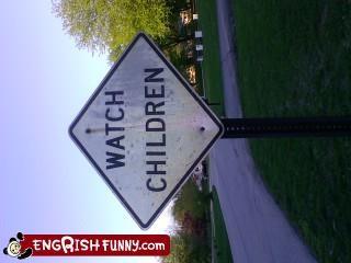 children sign - 4791415552