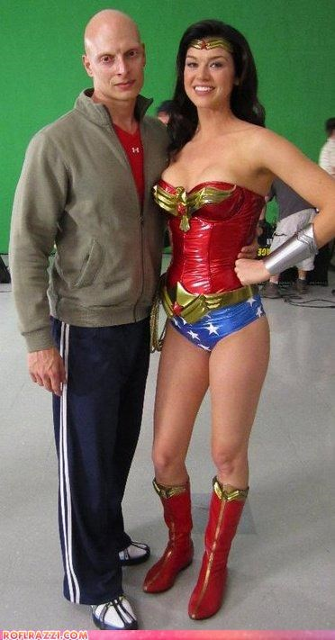 Adrianne Palicki celeb NBC news TV wonder woman - 4791472128