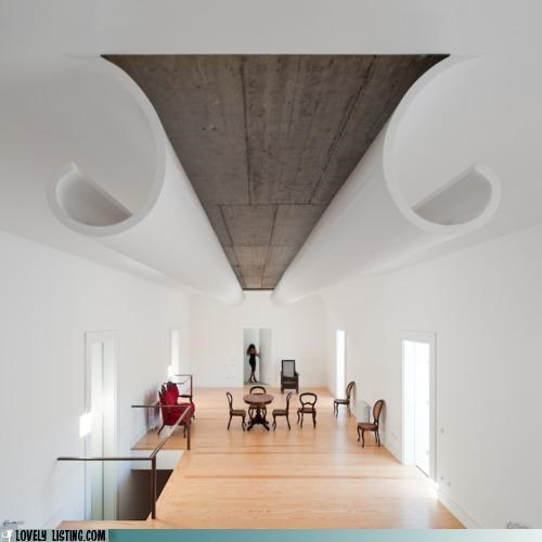 architecture ceiling peeled - 4791829504
