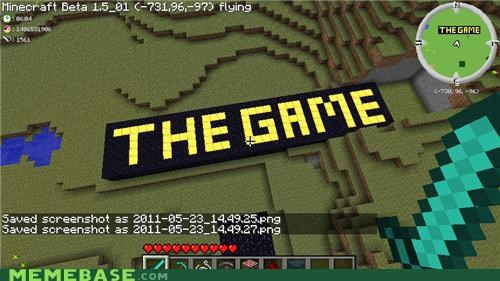 Memes minecraft the game trolling video games - 4791872256