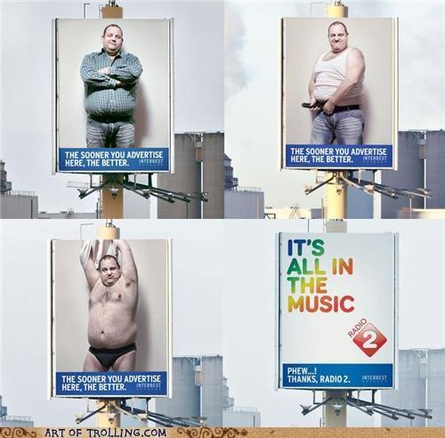 billboard ew IRL stripping - 4792135168