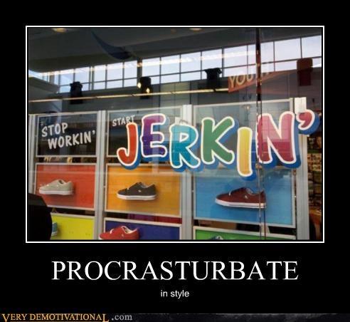 bad slogan hilarious jerkin shoes wtf - 4792404736