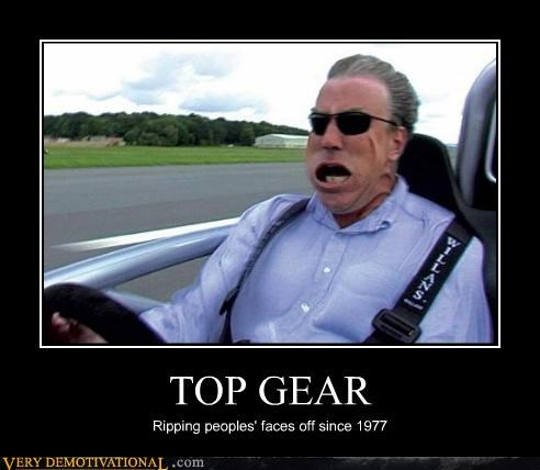 face ripping hilarious show top gear