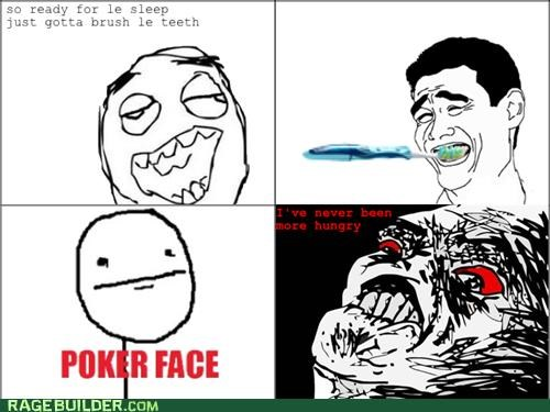 cereal hunger Rage Comics Rebecca Black sleep teeth toothpaste - 4793114112
