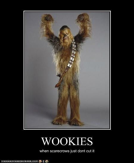 celeb chewbacca demotivational funny - 4793122304