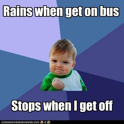 bus rain success kid weather work - 4793458688