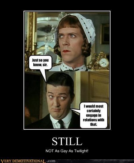 cross dressing hilarious hugh laurie Stephen Fry - 4793537280