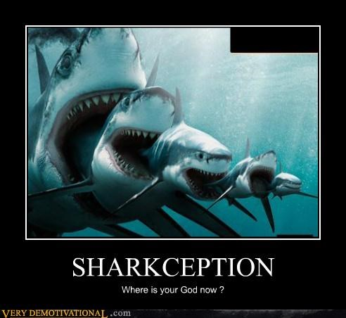 Inception scary shark Terrifying wtf - 4793646336