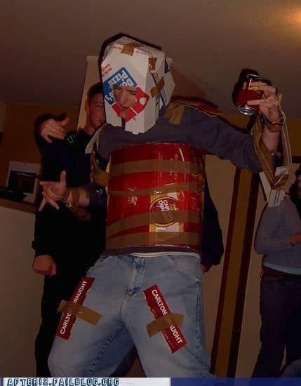carlton draught,costume,dominos