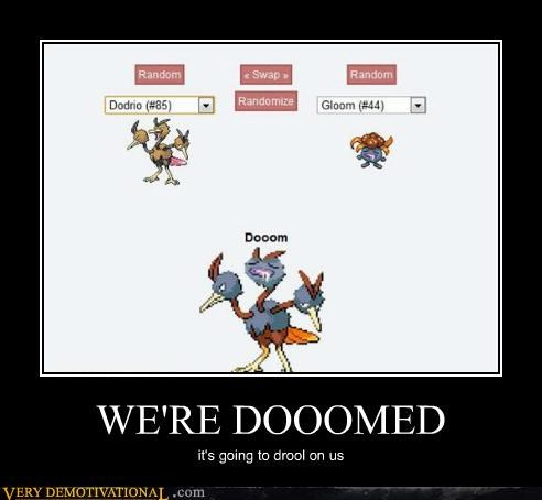 dooom fusion hilarious Pokémon wtf - 4794020096