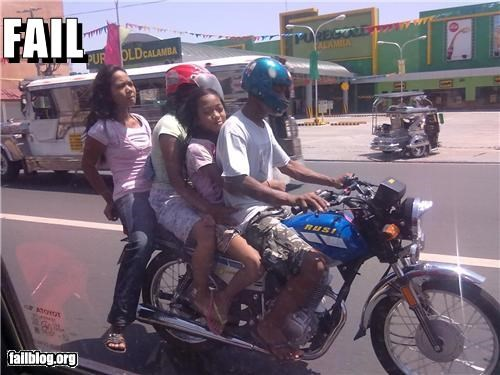 bike dangerous failboat g rated helmet motorcycle safety first - 4794065920
