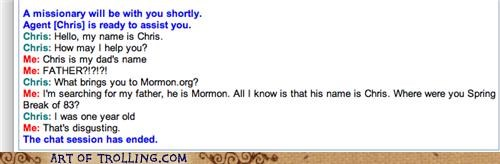 chris Father Mormon Chat spring break - 4794158080