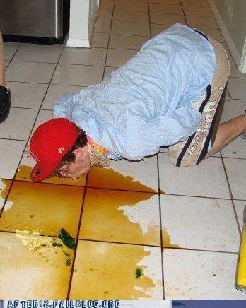 beer gross spill - 4794534144