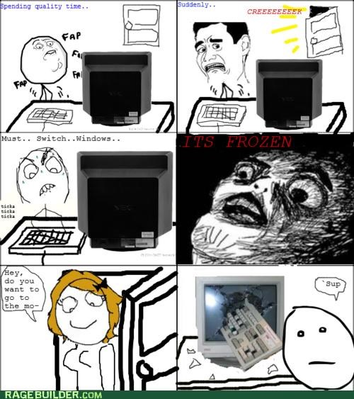 computer faptimes mom off pr0n Rage Comics switch - 4795085312