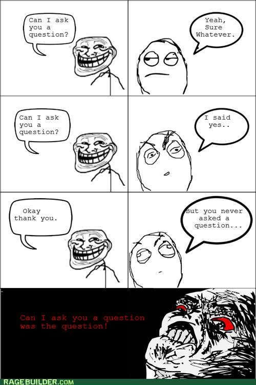 can,FAIL,grammar,may,question,Rage Comics