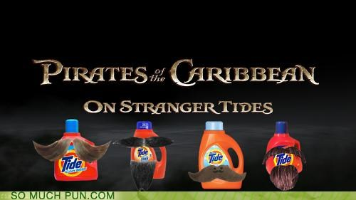franchise literalism lolwut Movie mustache mustaches on stranger tides Pirates of the Caribbean sequel stranger tide tides