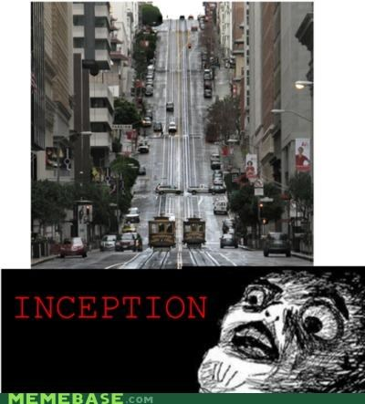 Inception,IRL,raisins,san franciso,streets
