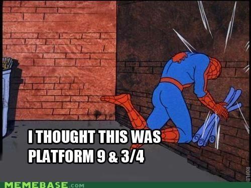 blueprints Dobby Harry Potter Spider-Man superheroes - 4796005888
