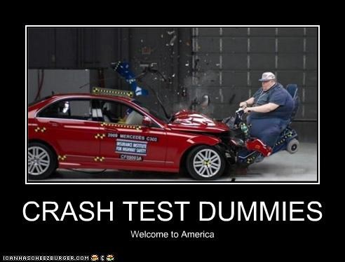 CRASH TEST DUMMIES Welcome to America