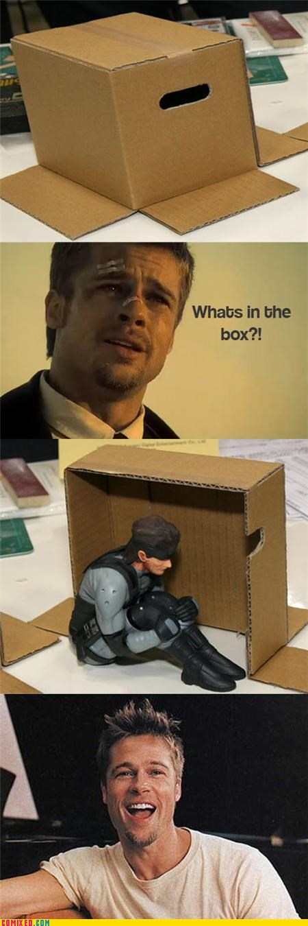 Who Doesn't Love Solid Snake?