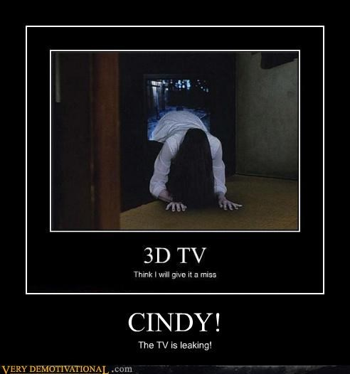 cindy hilarious the ring TV - 4796849152