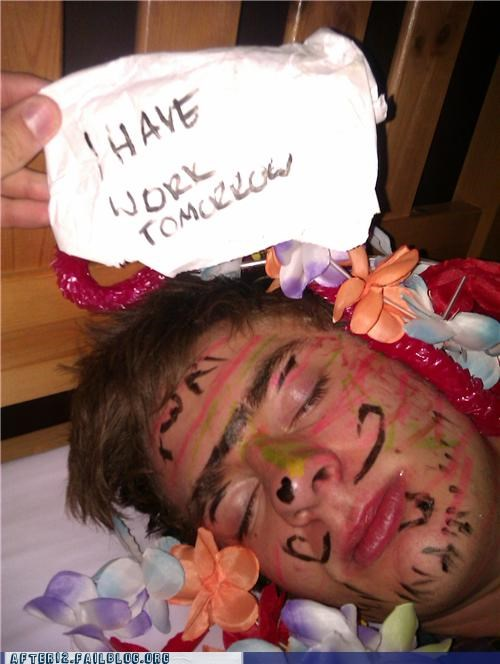 leis passed out work - 4797372160