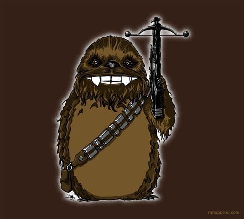 chewbacca,merch,miyazaki,movies,my neighbor totoro,star wars,totoro,t shirts