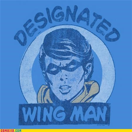 Random Heroics robin sidekick wingman - 4798233600