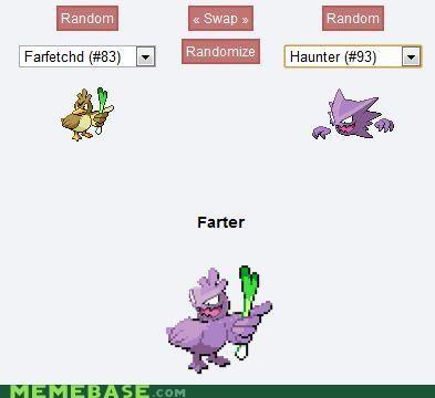 fart gas Pokémemes Pokémon smelly - 4798265344