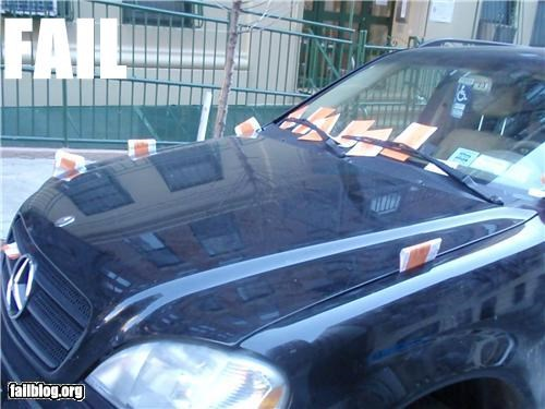 cars failboat fine g rated parking parking ticket police - 4798282240