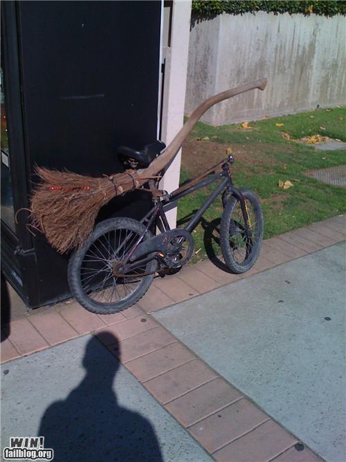 bike bike mod broom Harry Potter nimbuss