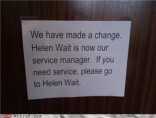 go away service signs - 4798632704
