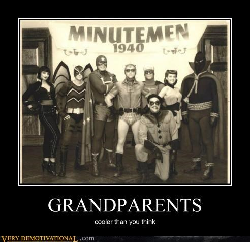 grandparents hilarious minutemen superheroes watchmen
