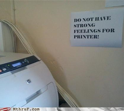 attachment love printer relationships - 4798693632