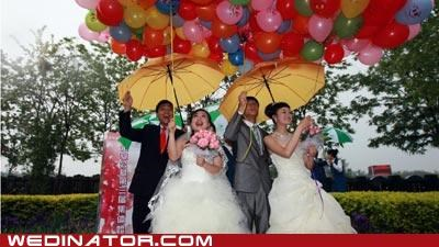 cemetery wedding,China,funny wedding photos