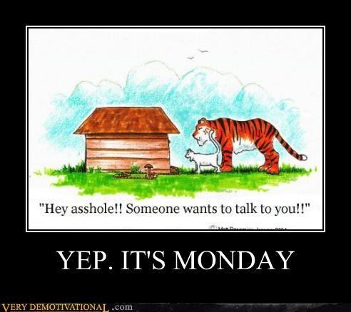 comic hilarious monday tiger wtf - 4798984960