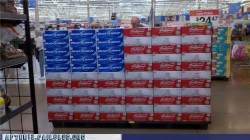america beer flag wal mart - 4799015936