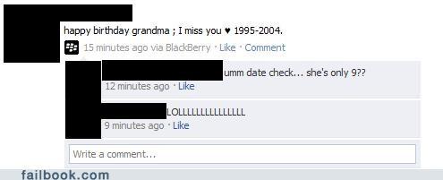 leap year grandma rip - 4799026944