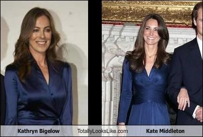 British directors kate middleton kathryn bigelow royalty