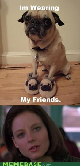 cannibal Memes pug Reframe silence of the lambs - 4799354112