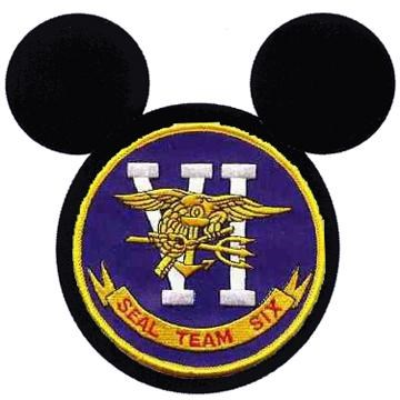 disney Follow Up seal team 6 - 4799440384