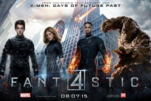 movies posters Fantastic Four - 480005