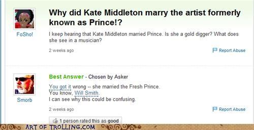 fresh prince prince prince caspian royal wedding Yahoo Answer Fails - 4800130304