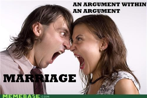 argument,Inception,lol,marriage,puns
