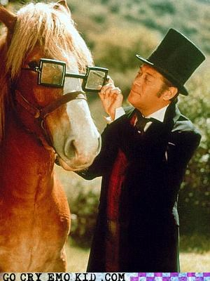 english glasses hipsterlulz horse mainstream Movie