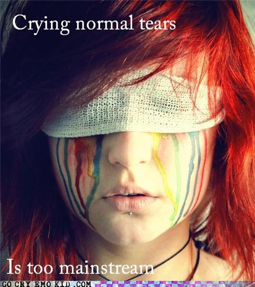 crying emolulz eww tears watercolor