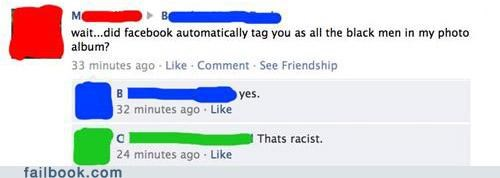 oh snap racism really tagging - 4801993984